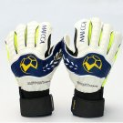 Professional Soccer Goalie Gloves Latex Size 8 9 10 Adult Football Goalkeeper