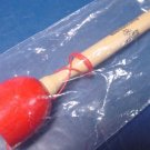 Reddy Kilowatt wooden ball toss game Dallas Power & Light DP&L advertising Life Better Electrically