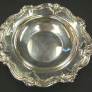 Gorham silverplate Chantilly bon bon bowl silver plate hollowware bonbon serving dish YC1310