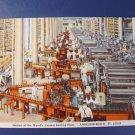 Largest bottling plant Anheuser Busch 1930s Curt Teich postcard Budweiser Beer St. Louis Brewery