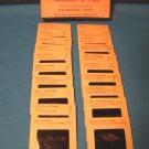 Tournament of Roses slides 1956 Pasadena Finleys color parade floats 20 historical vintage, box