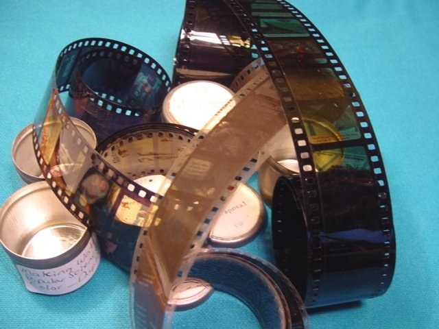 Water Power Sewage 4 rolls Filmstrip 35mm school educational celluloid projector film 1950s movies