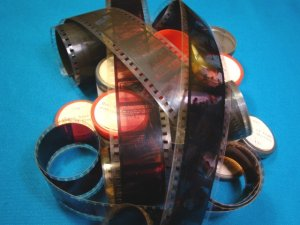 Heat Light 8 rolls Filmstrip 35mm school educational celluloid projector film 50s 60s 35 mm movies