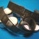 Nation Born 5 roll 40s  Filmstrip 35mm school education celluloid projector film strip 35 mm movie