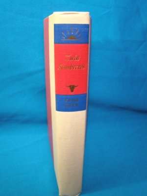 Zane Grey Twin Sombreros book Walter J. Black western fiction novel