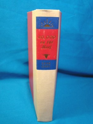 Zane Grey 30000 on the Hoof book Walter J. Black western fiction novel