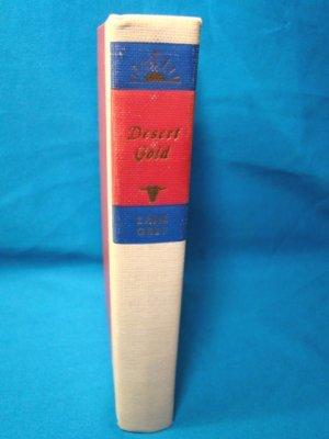Zane Grey Desert Gold book Walter J. Black western fiction novel