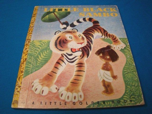 little black sambo golden book pdf
