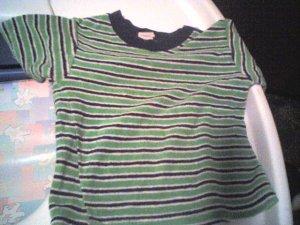 3T Green & Blue Shirt