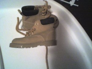 Size 3 Boots