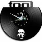 Tool 12-Inch Black Vinyl Wall Clock Retro Unique Music Art Gift