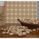 Greek Aegina Pistachios Nuts Roasted With Sea Salt 400gr ( 14.10oz )