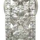 .50 TCW Genuine Diamond Earrings Reg $861