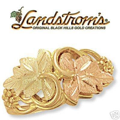 Black Hills Gold Ring Reg $189