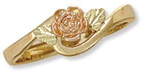 Black Hills Gold Ring - Rose Reg $219