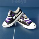 Minnesota Vikings shoes Vikings sneakers super bowl fashion football fans birthday gift