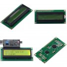 Arducam 1602 16x2 LCD Display Module Based on HD44780 Controller Character Black