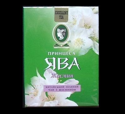 PRINCESS JASMINE LOOSE PACKET TEA FROM UKRAINE