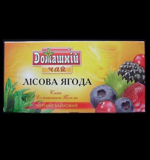 DOMASHNIY FOREST FRUIT TEA FROM UKRAINE