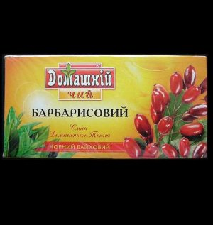 DOMASHNIY BARBERRY FRUIT TEA FROM UKRAINE