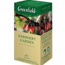 GREENFIELD TEA BARBERRY GARDEN BLACK TEA