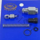 02-07 YAMAHA TTR125 NEW K&L CARBURETOR CHOKE REBUILD KIT 18-7086