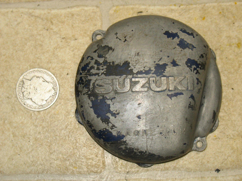 83 SUZUKI RM250 STATOR COVER