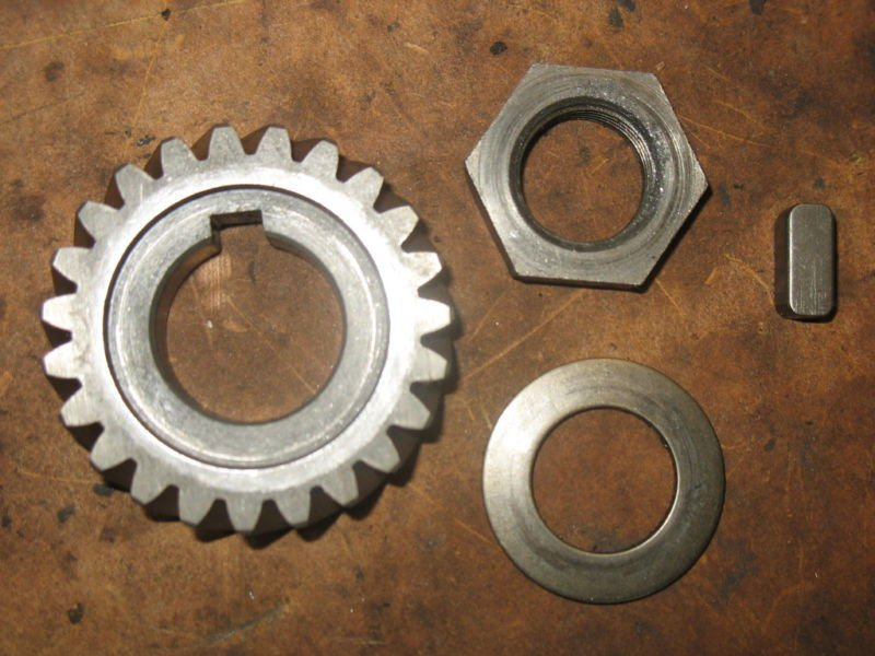 78 SUZUKI SP370 SP 370 PRIMARY DRIVE GEAR