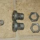 84 SUZUKI RM125 RM 125 DRIVE CHAIN ADJUSTER TENSIONER SPACERS