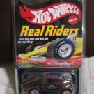 NEW HOT WHEELS BY MATTEL REAL RIDERS 50s CHEVY TRUCK 6 L2092 02525 of 11000 AB