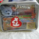 TY Beanie Babies - CLUBBY 11 #4992 BBOC Platinum Membership Kit