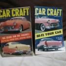 CAR CRAFT 2 (Two) January 1955 December, 1955
