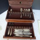 Oneida Silver Whispering Sand Stainless Steel Service for 6 (Six) Flatware