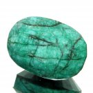 235.75Cts Big Size Natural Oval Cut Room Show Piece  Emerald Gemstone Gem CH4778