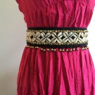 Anthropologie Cowrie  Shell Belt-(small) NWT