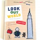Look Out World Here I Come NYC Book and DVD Travel Companion