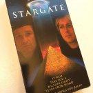 Stargate-w/ Kurt Russell, James Spader(VHS,1997) superb sci-fi adventure