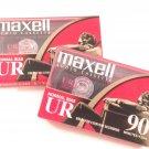 Maxell MAXUR90 UR-90 90-Minute Audio Tape