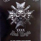 "Motorhead Bad Magic Promotional Poster 11"" x 17"""