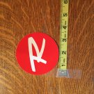 "Rossignol Red ""R"" Snowboard Sticker"