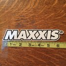 Large Maxxis Snowboard Stickers