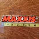 Large Maxxis Snowboard Sticker