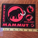 Mammut Snowbaord Sticker