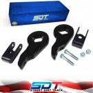 "Steel 3"" Fr Lift Kit Shock Extenders 00-06 Chevy GMC Suburban Tahoe Yukon 1500"