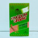 Kingdom Ginseng Power Capsules for sexual weakness, low sperm count, stamina - 4 Packs X 24 caps