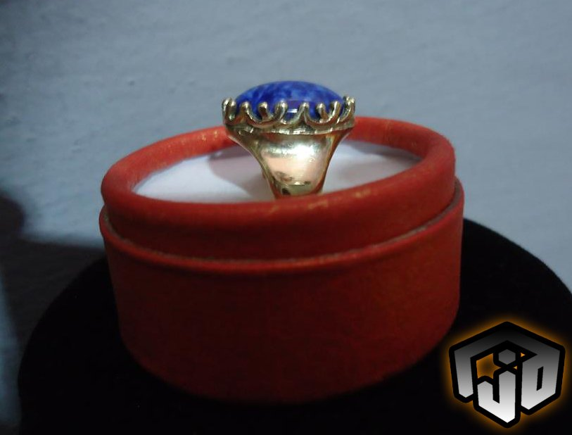 Golden Woman's Ring - Golden Ring - Victorian Gold Ring - Gold Gothic Jewelry