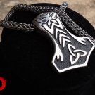 Thor's Hammer - Viking Necklace - Celtic Necklace - Viking Jewelry - Thor's Hammer Necklace