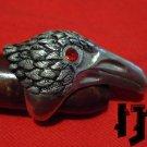 Raven Ring - Bird Ring - Crow Ring - Raven Ring - Finger Armour - Raven - Gothic Ring