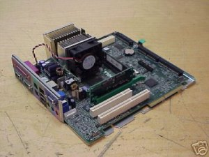 dell optiplex gx 150 motherboard used