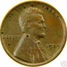 1929  Lincoln Cent  - XF Condition.
